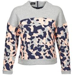 Textiel Dames Sweaters / Sweatshirts Kookaï EXEDOU Grijs / Multikleuren