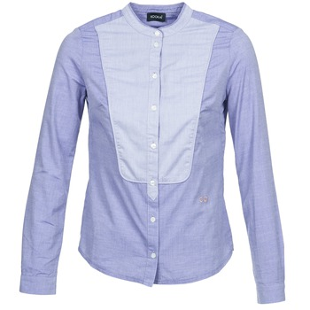Textiel Dames Overhemden Kookaï BELDOU Blauw