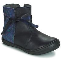 Schoenen Meisjes Laarzen André FLOTTE Marine