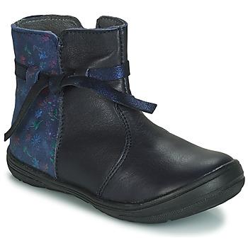 Schoenen Kinderen Laarzen André FLOTTE Marine