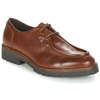 Schoenen Heren Derby André VILLETTE Brown