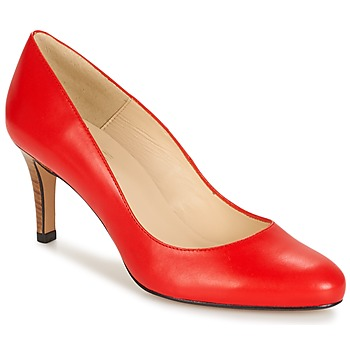 Schoenen Dames pumps Betty London AMUNTAI Rood