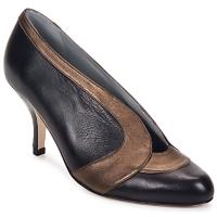 Schoenen Dames pumps Fred Marzo MADO BOOT Kreupel / Brons