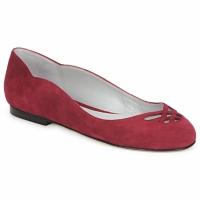 Schoenen Dames Ballerina's Fred Marzo MOMONE FLAT Bordeaux