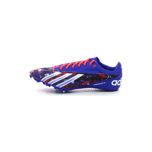 Schoenen Heren Running / trail adidas Performance Sprint Star 4 Violet