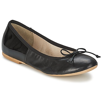 Schoenen Dames Ballerina's Betty London MANDOLI Zwart
