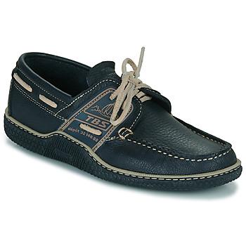 Schoenen Heren Bootschoenen TBS GLOBEK Marine