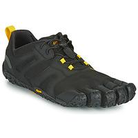 Schoenen Heren Running / trail Vibram Fivefingers V-TRAIL Zwart / Geel
