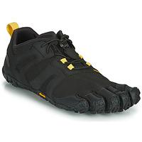 Schoenen Dames Running / trail Vibram Fivefingers V-TRAIL Zwart / Geel
