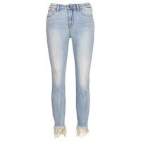 Textiel Dames ¾ jeans & 7/8 jeans Armani Exchange HELBAIRI Blauw / Clair
