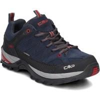 Schoenen Heren Lage sneakers Cmp Rigel Low Noir, Bleu marine