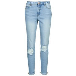 Textiel Dames Skinny jeans Noisy May KIM Blauw / Clair