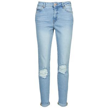 Textiel Dames Skinny jeans Noisy May KIM Blauw / Clair