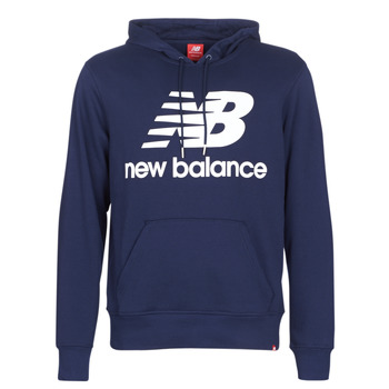 Textiel Heren Sweaters / Sweatshirts New Balance NB SWEATSHIRT Marine