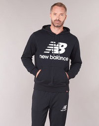 Textiel Heren Sweaters / Sweatshirts New Balance NB SWEATSHIRT Zwart