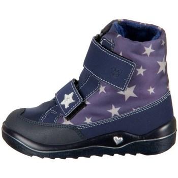 Schoenen Meisjes Snowboots Ricosta Bibbi Bleu marine