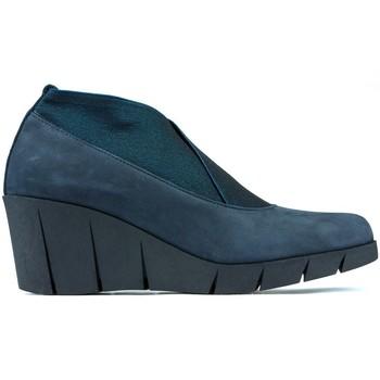 Schoenen Dames Mocassins The Flexx S  SPACESTRETCH BLUE