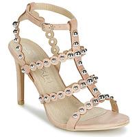 Schoenen Dames Sandalen / Open schoenen Cassis Côte d'Azur COTI Beige