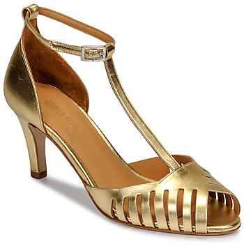 Schoenen Dames Sandalen / Open schoenen Emma Go JOELLE Goud