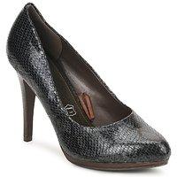 Schoenen Dames pumps StylistClick PALOMA Zwart / Python