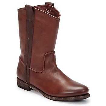 Schoenen Heren Laarzen Blackstone BOLOGNA HORSES Brown
