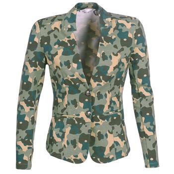 Textiel Dames Jasjes / Blazers Les Petites Bombes AZITAZ Multicolour