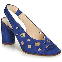Schoenen Dames Sandalen / Open schoenen Paco Gil BALI Blauw