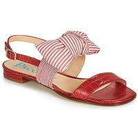 Schoenen Dames Sandalen / Open schoenen Paco Gil BOMBAY Rood