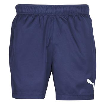 Textiel Heren Korte broeken / Bermuda's Puma WOVEN SHORT Blauw