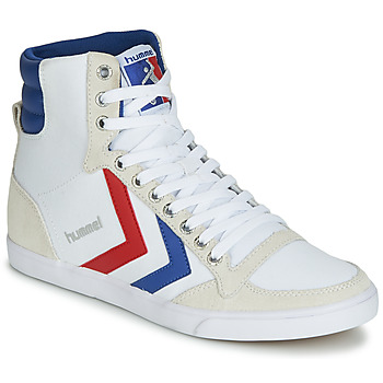 Schoenen Hoge sneakers Hummel TEN STAR HIGH CANVAS Wit