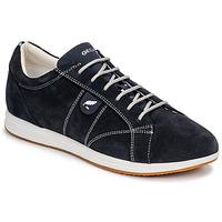 Schoenen Dames Lage sneakers Geox D AVERY Marine