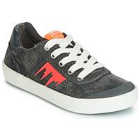 Schoenen Jongens Lage sneakers Geox J KILWI BOY Grijs / Orange
