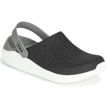 Schoenen Klompen Crocs LITERIDE CLOG  zwart