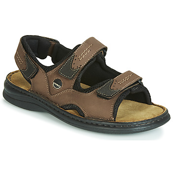 Schoenen Heren Sandalen / Open schoenen Josef Seibel FRANKLIN Brown