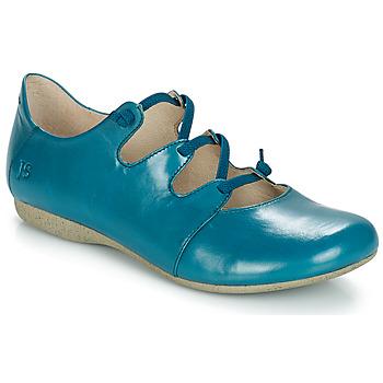 Schoenen Dames Ballerina's Josef Seibel FIONA 04 Blauw