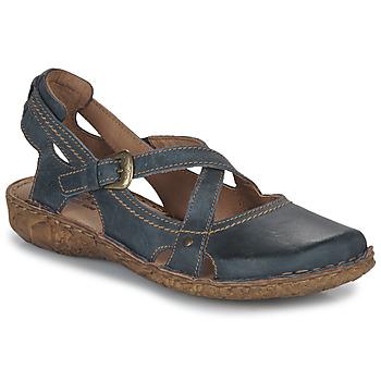 Schoenen Dames Sandalen / Open schoenen Josef Seibel ROSALIE 13 Blauw