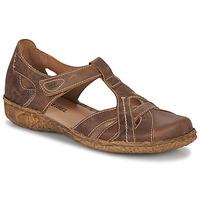 Schoenen Dames Sandalen / Open schoenen Josef Seibel ROSALIE 29 Brown