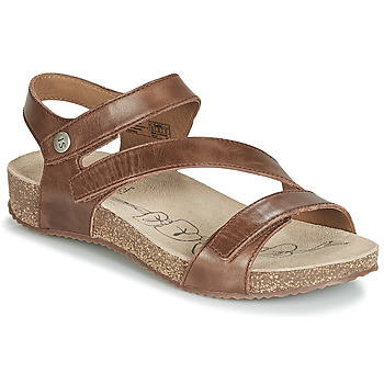 Schoenen Dames Sandalen / Open schoenen Josef Seibel TONGA 25 Brown