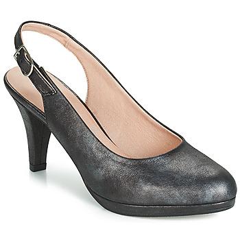 Schoenen Dames pumps Dorking 7119 Zwart