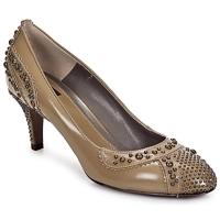 Schoenen Dames Enkellaarzen Etro GRACE 711-INDIOS-BEIGE