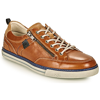 Schoenen Heren Lage sneakers Fluchos QUEBEC Brown