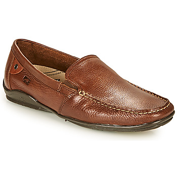 Schoenen Heren Mocassins Fluchos BALTICO Brown