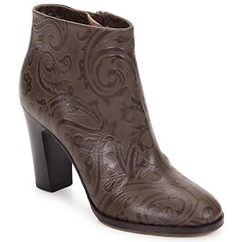 Schoenen Dames Enkellaarzen Etro MARLENE Paisley-marrone
