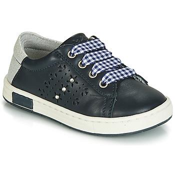 Schoenen Meisjes Lage sneakers Chicco CLARETTA Marine / Vichy