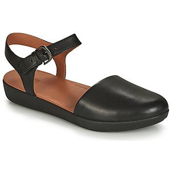 Schoenen Dames Sandalen / Open schoenen FitFlop COVA II  zwart