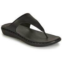 Schoenen Dames Slippers FitFlop BANDA II Zwart