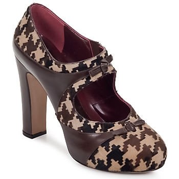 Schoenen Dames pumps Antonio Marras ALINA Brown