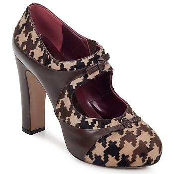 Schoenen Dames pumps Antonio Marras ALINA Brown