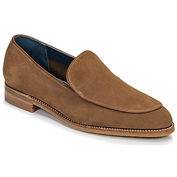 Schoenen Heren Mocassins Barker TOLEDO Brown
