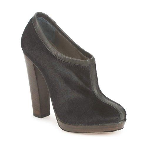 Schoenen Dames Low boots Kallisté BOTTINE 5950 Zwart